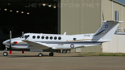 A32-349 - Beechcraft B300 King Air 350 - Australia - Royal Australian Air Force (RAAF)
