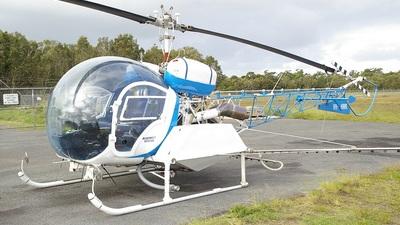 A picture of VHHMK - Bell 47G 3B1 - [WA.338] - © David Bindon