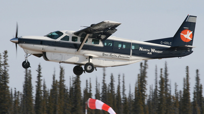 C-GDLC - Cessna 208B Grand Caravan - North-Wright Airways