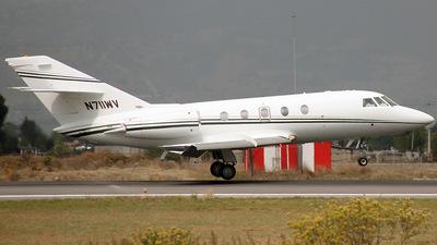 N711WV - Dassault Falcon 20F-5 - Private