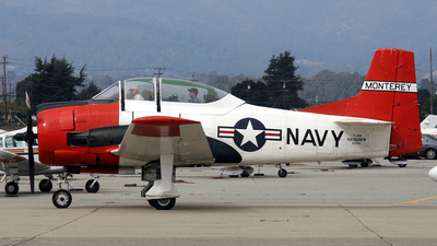 N752WW - North American T-28B Trojan - Private
