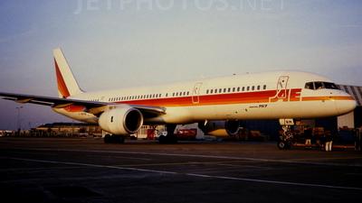 G-BKRM - Boeing 757-236 - British Airways