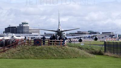 EGCC - Airport - Spotting Location