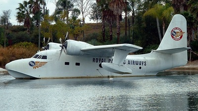 N693S - Grumman HU-16D Albatross - Royal Pacific Airways