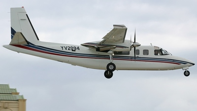 A picture of YV2094 - Rockwell 690B Turbo Commander - [11366] - © DAVID KENNEDY