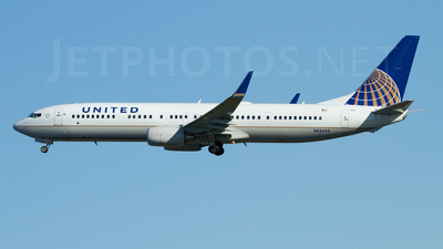 N53442 - Boeing 737-924ER - United Airlines (Continental Airlines)