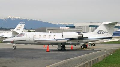 N94AA - Bombardier Learjet 31A - Jet Ride
