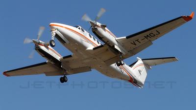 VT-MGJ - Beechcraft B300 King Air 350 - Private