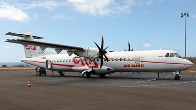 F-OIQT - ATR 72-212A(500) - Air Tahiti
