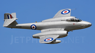 VH-MBX - Gloster Meteor F.8 - Private
