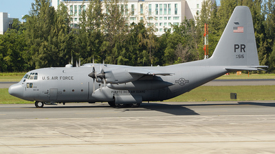 64-0515 - Lockheed C-130E Hercules - United States - US Air Force (USAF)