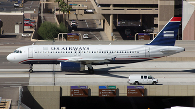 N642AW - Airbus A320-232 - US Airways (America West Airlines)