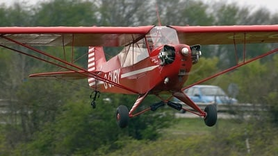 G-CUBY - Piper J-3C-65 Cub - Private