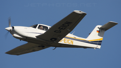 D-EICN - Piper PA-28RT-201T Turbo Arrow IV - Private