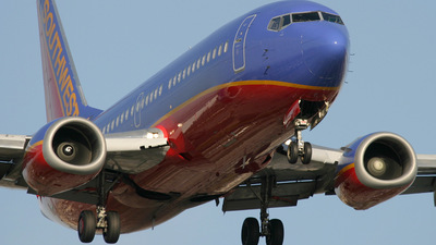 N643SW - Boeing 737-3H4 - Southwest Airlines