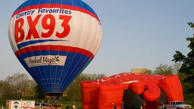 C-GJEQ - Lindstrand LBL 310A - Sundance Balloons