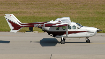 N8CV - Cessna T337G Super Skymaster - Private