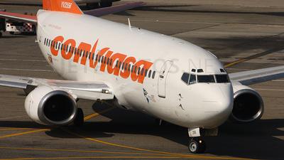 YV2556 - Boeing 737-3G7 - Conviasa