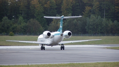 LX-LG. - Embraer ERJ-145LR - Luxair - Luxembourg Airlines
