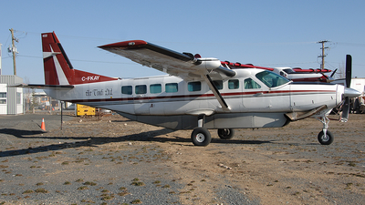 A picture of CFKAY - Cessna 208B Grand Caravan -  - © Peter Unmuth