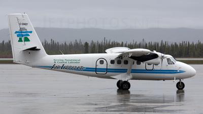 C-GNQY - De Havilland Canada DHC-6-300 Twin Otter - Air Labrador