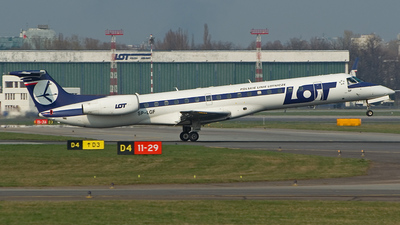 SP-LGF - Embraer ERJ-145MP - LOT Polish Airlines