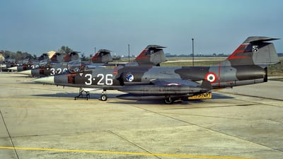 MM6633 - Lockheed RF-104G Starfighter - Italy - Air Force