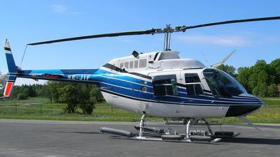 SE-JIF - Bell 206B JetRanger III - Arlanda Helicopter