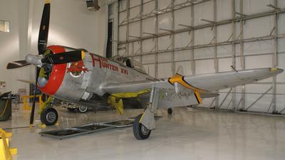 N9246B - Republic P-47D Thunderbolt - Private