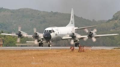 1206 - Lockheed VP-3T Orion - Thailand - Royal Thai Navy