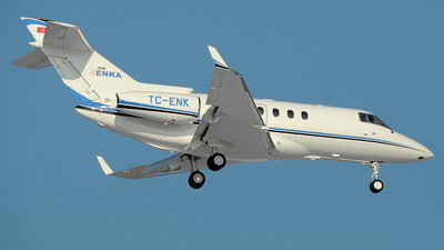 TC-ENK - Hawker Beechcraft 900XP - Air Enka