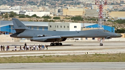 86-0109 - Rockwell B-1B Lancer - United States - US Air Force (USAF)