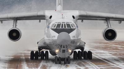 4L-SKY - Ilyushin IL-76TD - Sky Georgia