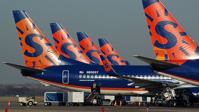 N806SY - Boeing 737-8Q8 - Sun Country Airlines