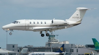 N373DJ - Cessna 650 Citation III - Private