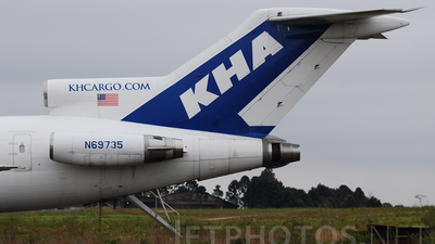A picture of N69735 -  - [] - © cwbspotter