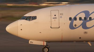 EC-JBJ - Boeing 737-85P - Air Europa