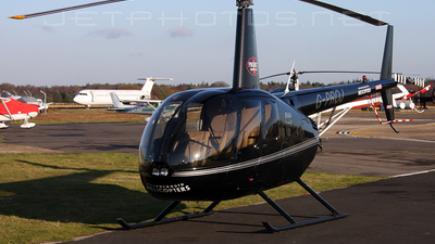 G-PROJ - Robinson R44 Raven II - Bournemouth Helicopters