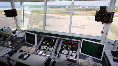 LGKR - Airport - Control Tower