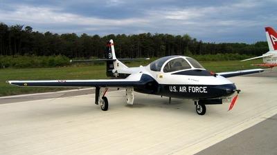 66-8005 - Cessna T-37B Tweety Bird - United States - US Air Force (USAF)