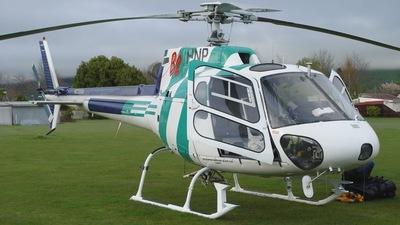 ZK-HNP - Aérospatiale AS 350B Ecureuil - Helicopter Services