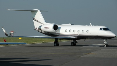 N583AJ - Gulfstream G-IV - Private