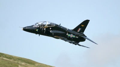 XX187 - British Aerospace Hawk - United Kingdom - Royal Air Force (RAF)