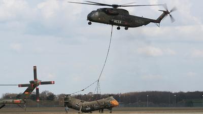 84-41 - Sikorsky CH-53G - Germany - Army