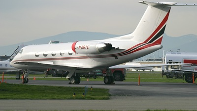 N716TE - Gulfstream G-II - Private