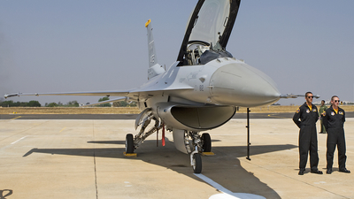 90-0812 - Lockheed Martin F-16CJ Fighting Falcon - United States - US Air Force (USAF)