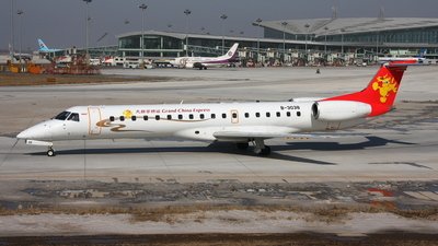B-3038 - Embraer ERJ-145LI - Grand China Express
