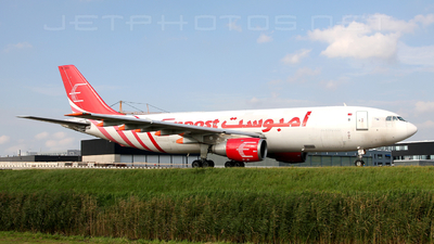 TC-ACC - Airbus A300B4-203(F) - Empost (ACT Airlines)