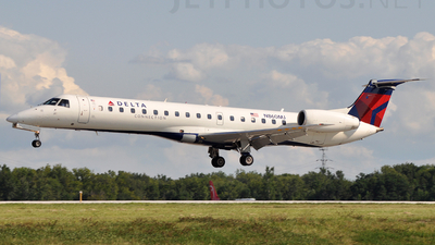 N860MJ - Embraer ERJ-145LR - Delta Connection (Freedom Airlines)