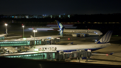 WSSS - Airport - Ramp